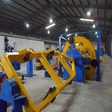 enamel coated copper wire cable making equipment