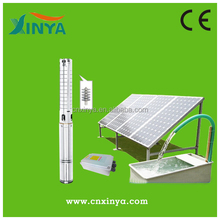 solar submersible deep well pumps