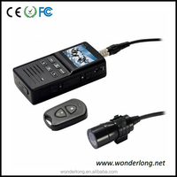 High definition external microphone small wifi hidden video camera