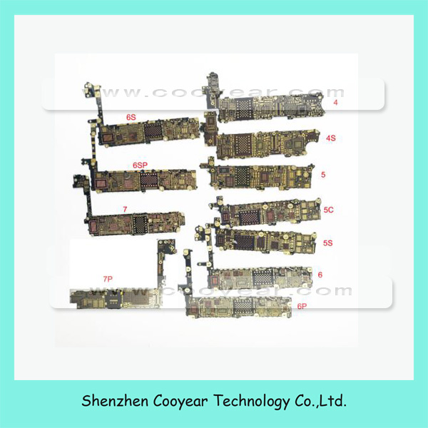 New Main Logic Motherboard Bare Board Replacement for iphone 5s