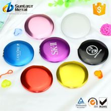 Wholesale new trendy fashion makeup mirror with colors