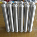 stainless steel filter cartridge;Notched wire filter element