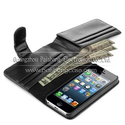 Multi function Wallet leather case cover for iphone 6
