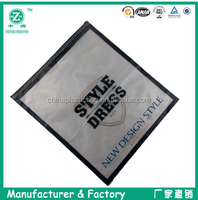 new design full color print cusotm ziplock pe bag with delicate quality in guangzhou china factory