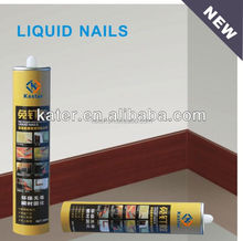 All purpose car window rubber seal liquid nails,super construction adhesive