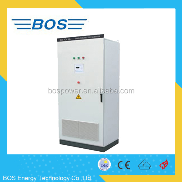 50KW DC To AC Wind Turbine Grid Connected Inverter BNWG-50KS