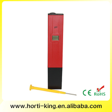 Hortiking OEM Garden Soil Digital PH Meter tester Pen