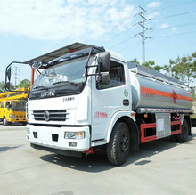 Chinese Custom-Made Fuel Tanker Semi Trailer For Transport