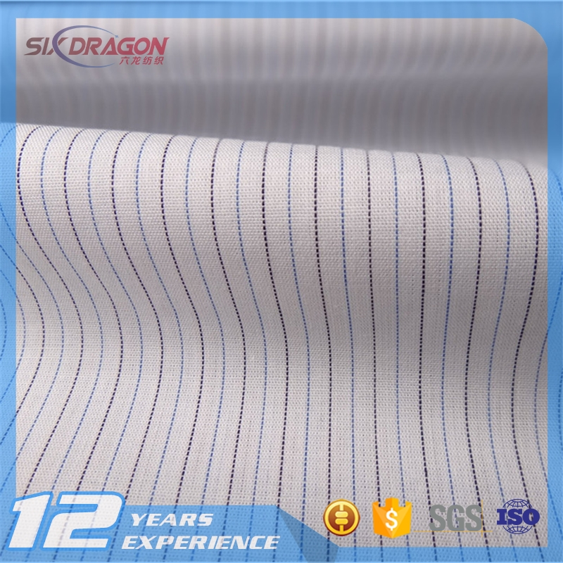 wholesale 100% polyester yarn dyed woven denim fabric,anti radiation fabric,silver antibacterial fabric