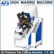 oil pressure automatic shoe last machine/ toe lasting machine