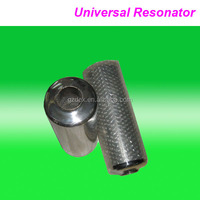 factory price car parts exhaust universal performance resonator