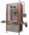 Machine packing condiment powder rotary pepper packaging machine