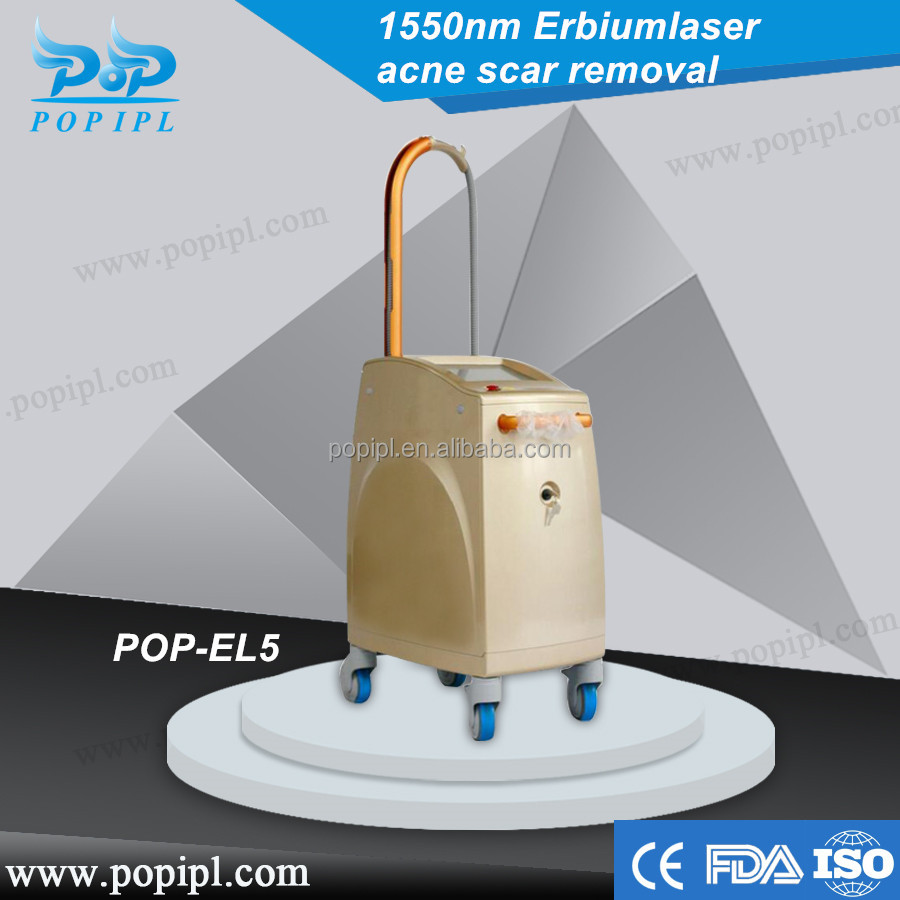 1550nm erbium yag laser fractional machine acne scar removal from popipl new laser
