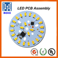 Hot sell!12w Driverless Aluminum PCB for LED bulbs and downlights 2 years warranty