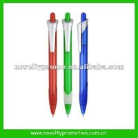 Custom Advertising Plastic Ballpoint Pen