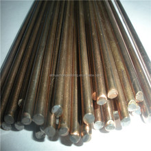 Silver alloy free welding wire phos copper brazing rod