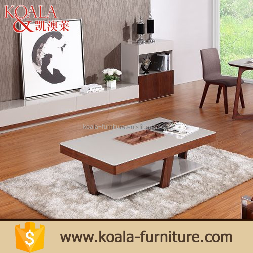 exotic new model wood coffee table C331