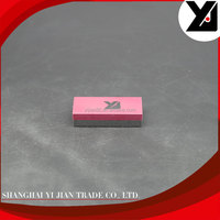 Wholesale china factory 1500#_3000# 50mm*25mm*10mm red sharpening stone/oil stone/whetstone