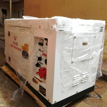Factory supply 8.5kva diesel generator three phase portable generator