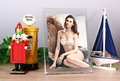 tabletop acrylic picture photo frame
