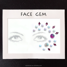 Cosmetics glue Mermaid Scale face glitter mix