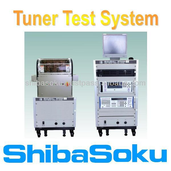The most popular hot item WT03 series Tuner Test System