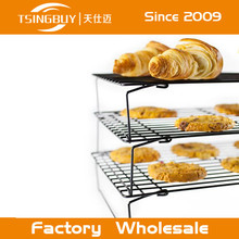 Tsingbuy hot sale stainless steel wire cooling rack for baking