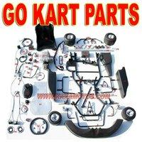 20HP 250cc Racing Go Kart Parts