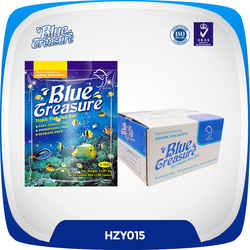 Blue Treasrue big aquarium artificial fish food