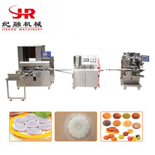2017 High efficiency Best Automatic Crispy Pastry Moon Cake Product Line