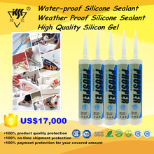 Water-proof Silicone Sealant/Weather Proof Silicone Sealant/High Quality Silicon Gel