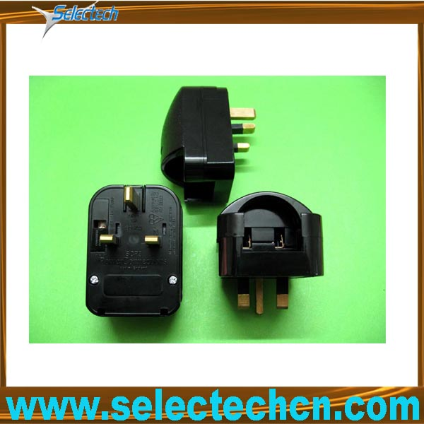 Europer uk converter plug adapter germany to uk adapter plug SE-SCP3
