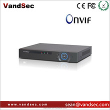Factory 8CH NVR Onvif P2P Support IP Wireless Camera 8 CH NVR