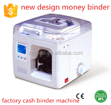 new design money binder high quality bill binding machine hot selling binding machine