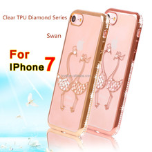 New Arrival beautiful soft tpu smart mobile phone case for Apple Iphone 7 7 Plus