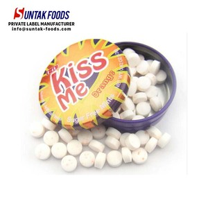 Fruity Click Clack Mint Tins Promotional Gift Sweets Your Brand