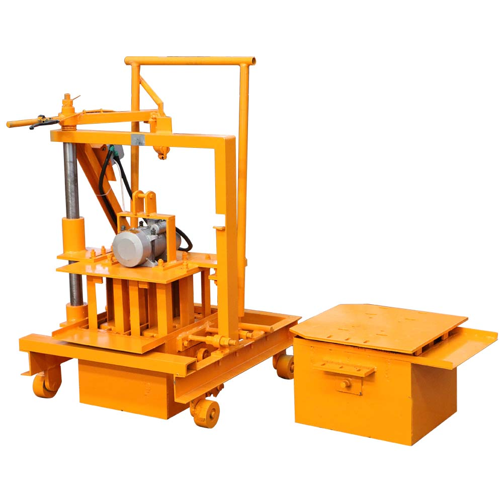 <strong>Q</strong>!T40-3C small mobile block machines for home business