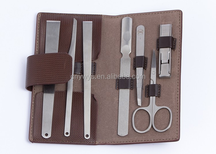 Nail Clipper Set With Handle , Salon Shaper Manicure Set , Professional Baby Manicure Set