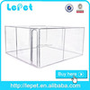 2015 new wholesale outdoor large chain link dog run kennels ( China )