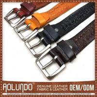 High Quality Leather 1 3 4 Inch Western Belt Buckles