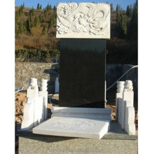High quality machine grade cheap granite headstone benches with cheapest price