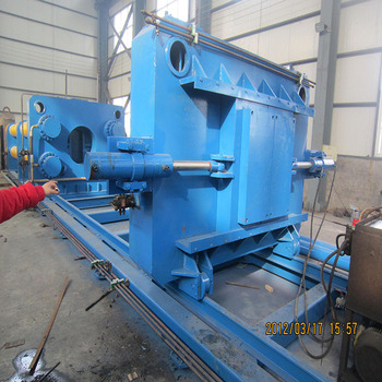 Large Diameter Pipe Elbow Making Machine