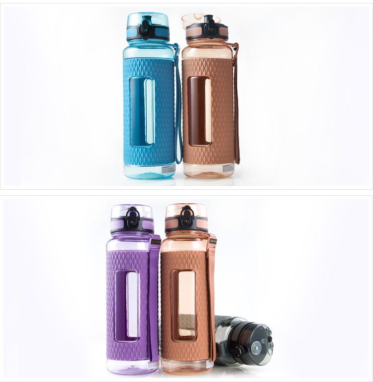 370ml/450ml/700ml/950ml triton joyshaker sport plastic water bottle
