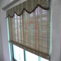 Eco-friendly Natural bamboo venetian curtains