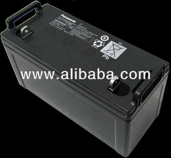Panasonic VRLA Battery LC-P12100NA