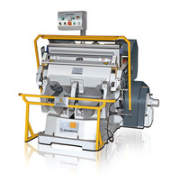 Manual Feed Die Cutting Machine, Manual Feeding Die Cutter, Iml Die Cutting Machine