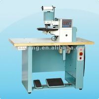 Fully Automatic computerized cementing Edge leather Shoe Folding Machine