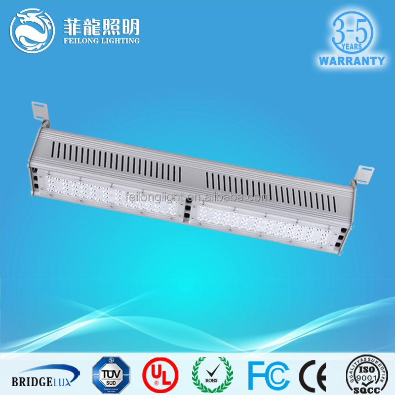 outdoor high lumen ip65 industrial ufo linear 150w led high bay light