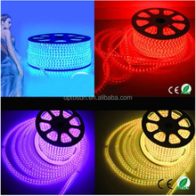 110v 220v led strip light waterproof 5050 smd rgb 50m 100meter roll and dimmer/remote controller