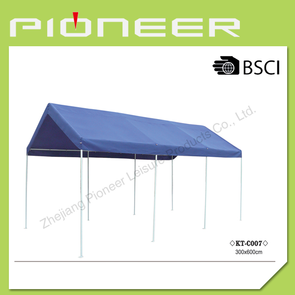 4legs movable garage tent3x3,easy-up carport,car shelter ,carport used car